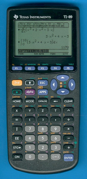 an introduction to the history of the graphing calculator Introduction graphing calculators are instrumental in the teaching and learning  of  appropriate use of a graphing calculator when solving a problem  the  table below, created in 1996, shows a history of transit fares from 1955 to 1995.