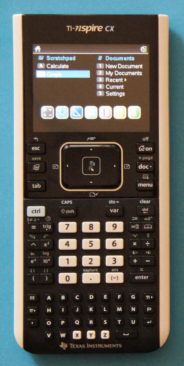 New Ti-nspire Cx Coming - Classpad - Universal Casio Forum