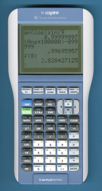 Datamath the ti 84 plus keypad is more than just a replacement of the original ti nspire keypad it emulates the keystrokes and functionality of the previous ti 83 urtaz Choice Image