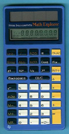 Calculator math