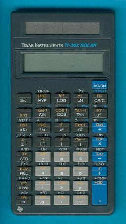 Texas instruments ti-36x solar scientific calculator | meijer. Com.